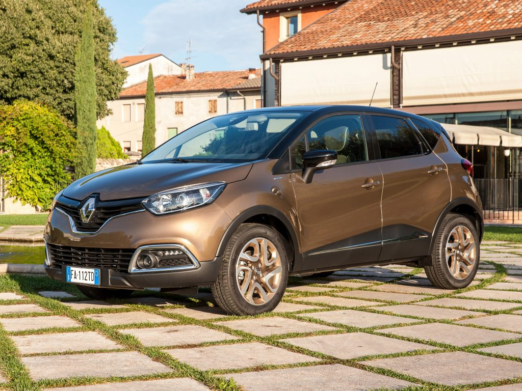 2015 Renault Captur Iconic