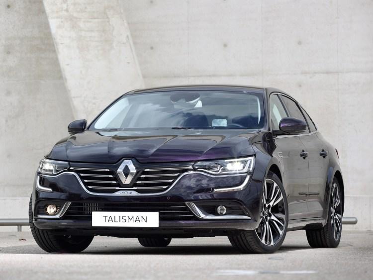 2015 Renault Talisman Initiale Paris