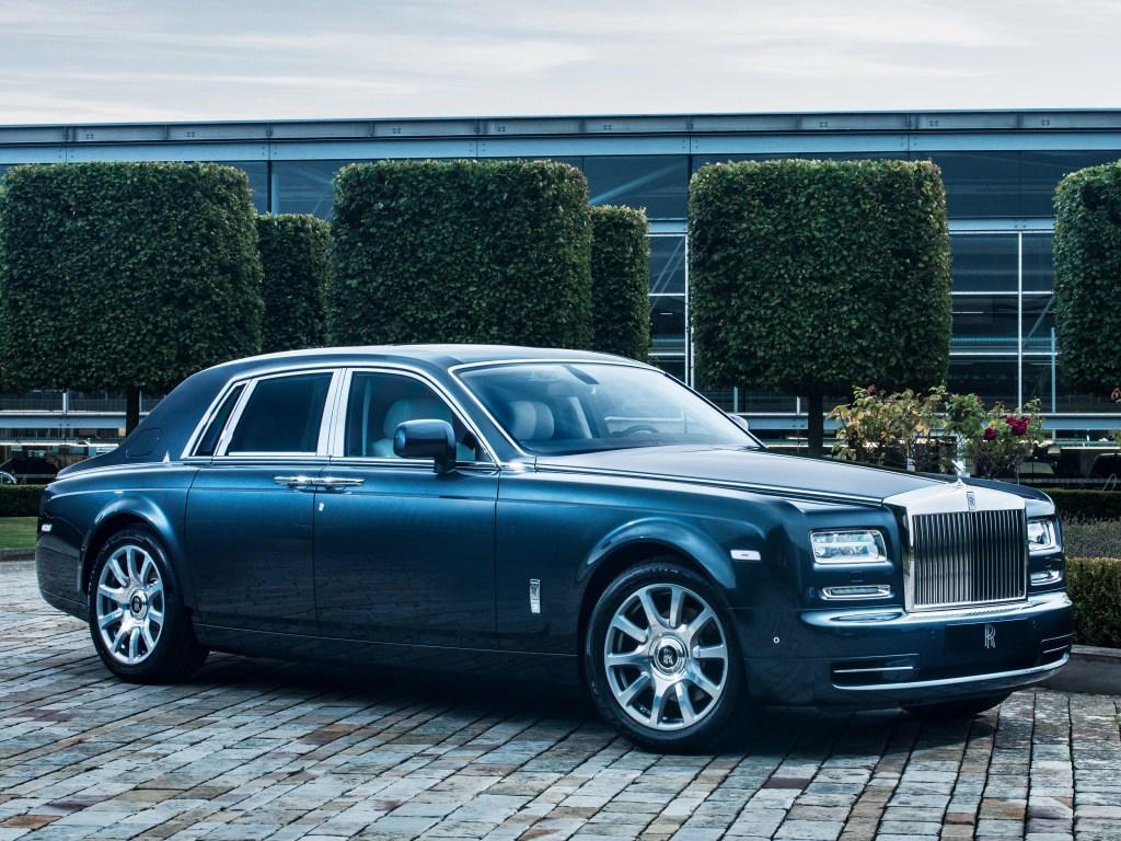 2015 Rolls Royce Phantom Metropolitan Collection