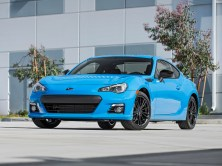 2015 Subaru BRZ Series Hyperblue