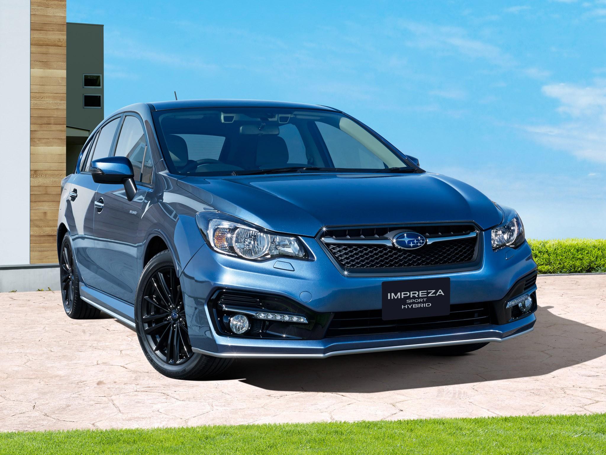 2015 Subaru Impreza Sport Hybride