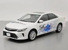2015 Toyota Camry Hybrid Sic Prototype