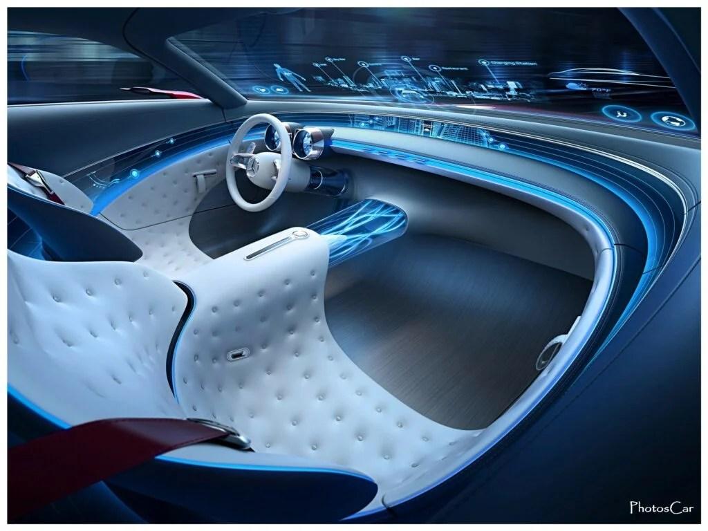 2016 Maybach Vision Mercedes Maybach 6