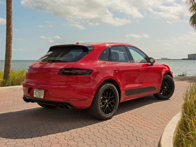 2016 Porsche Macan GTS USA