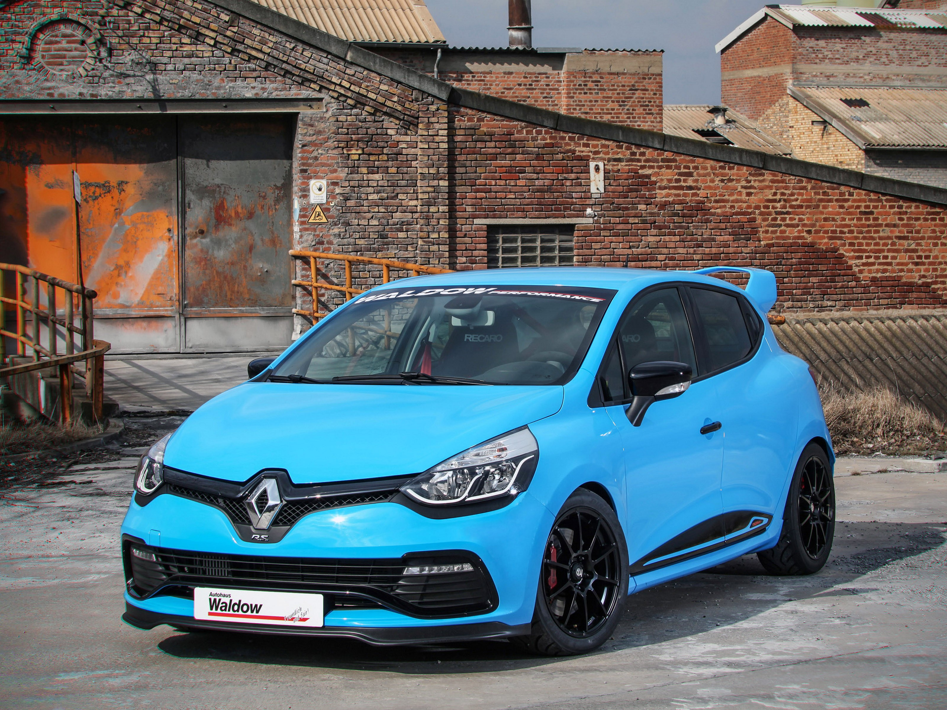 2016 Renault Clio R.S. Waldow