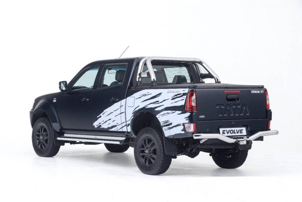 2016 Tata Xenon Double Cab Evolve