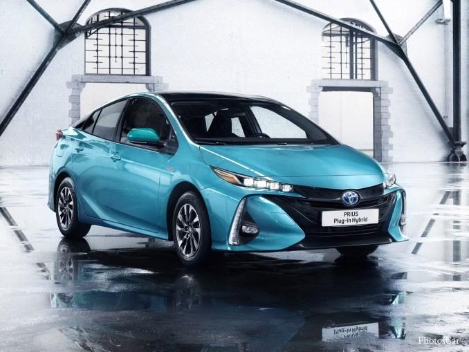 2016 Toyota Prius Plug-in Hybrid