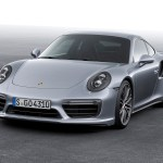 Porsche 911 Turbo Coupe 991 2016