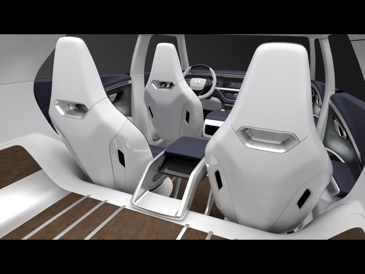 2016 SsangYong Siv 2 Concept