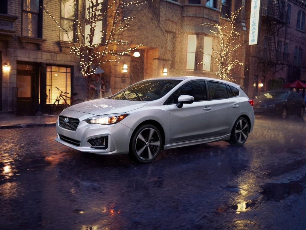 2016 Subaru Impreza 5 Door 2.0i Sport USA