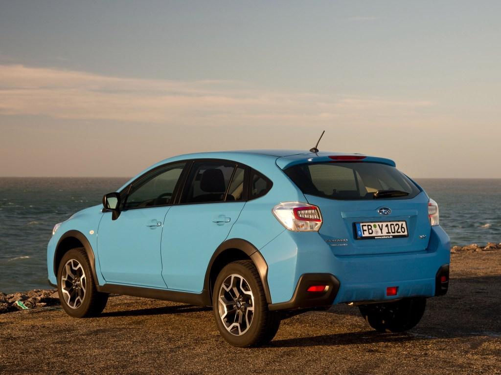 2016 Subaru XV Concept