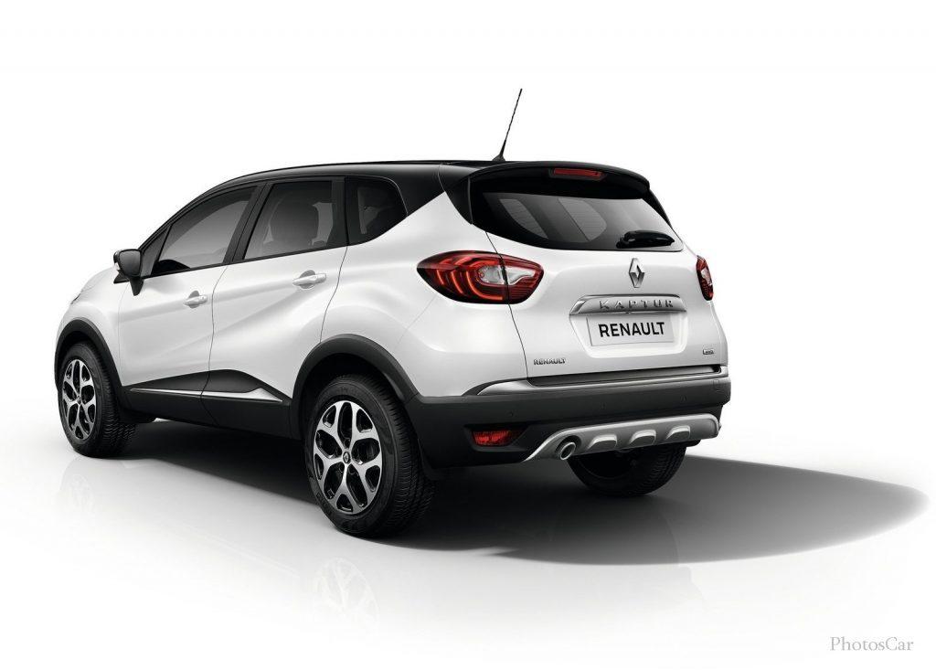 2017 Renault Kaptur