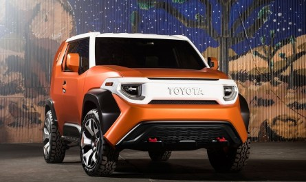 Toyota FT-4X Concept 2017