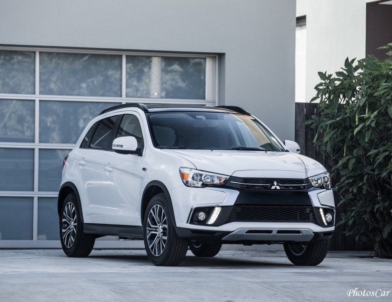 Mitsubishi Outlander Sport 2018 – Un nouveau paquet d'options