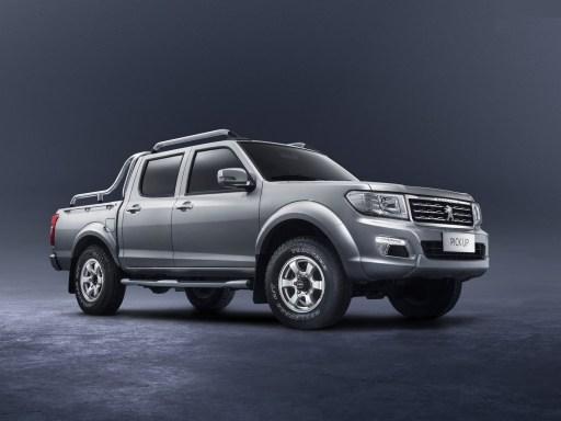 2018 Peugeot Pick-Up