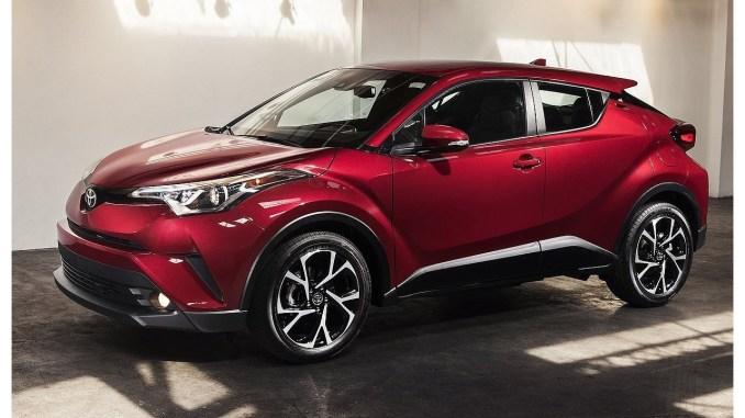 2018 Toyota C-HR US Version