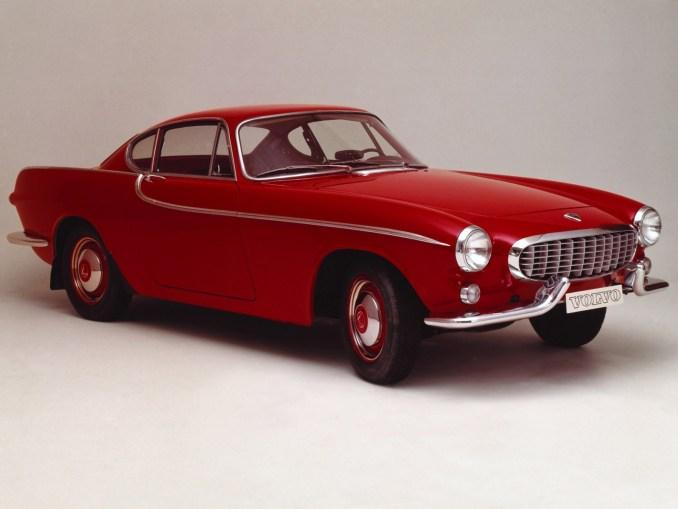 1960 Volvo P1800