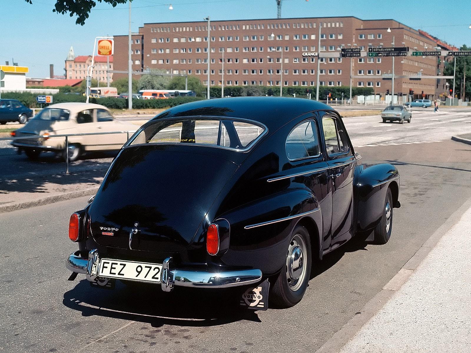 1964 Volvo PV544 F Sport