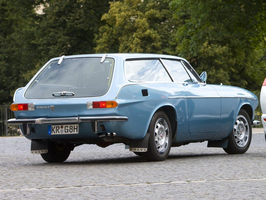 1972 Volvo 1800 ES