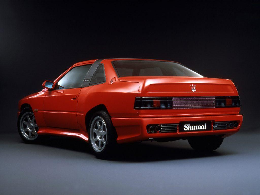 1989 Maserati Shamal