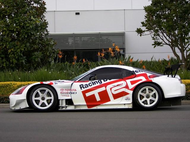 1995–2004 Super GT - Toyota Supra GT500 JGTC