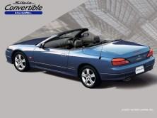 Nissan Silvia Varietta S15 (2000) - Autech