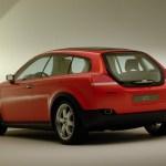 2001 Volvo SCC Safety Concept Car