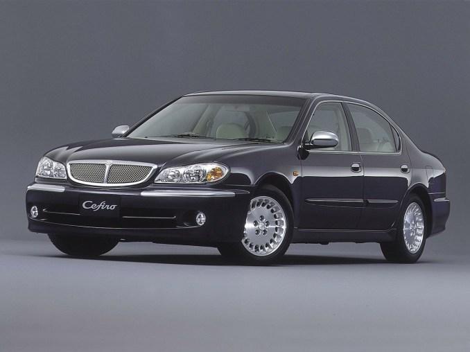 Nissan Cefiro A33 (2003) - Autech