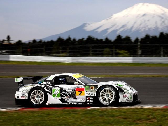 2004 Super GT - Mazda RX-7 GT300 FD