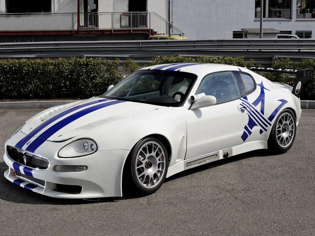2005 Maserati Trofeo
