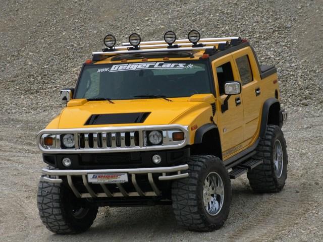 2006 Geigercars - Hummer H2 Hannibal