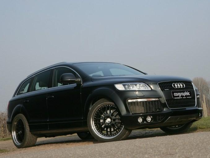 2007 Cargraphic - Audi Q7