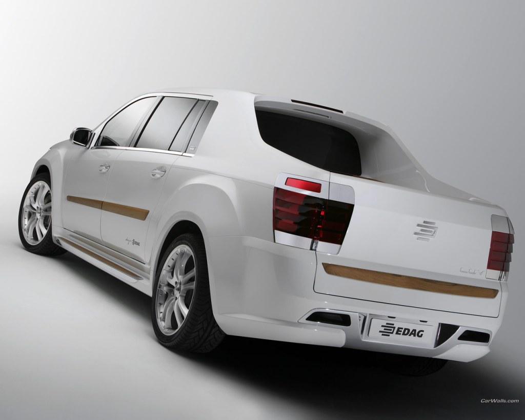 2007 Edag - Luv pick-up Concept