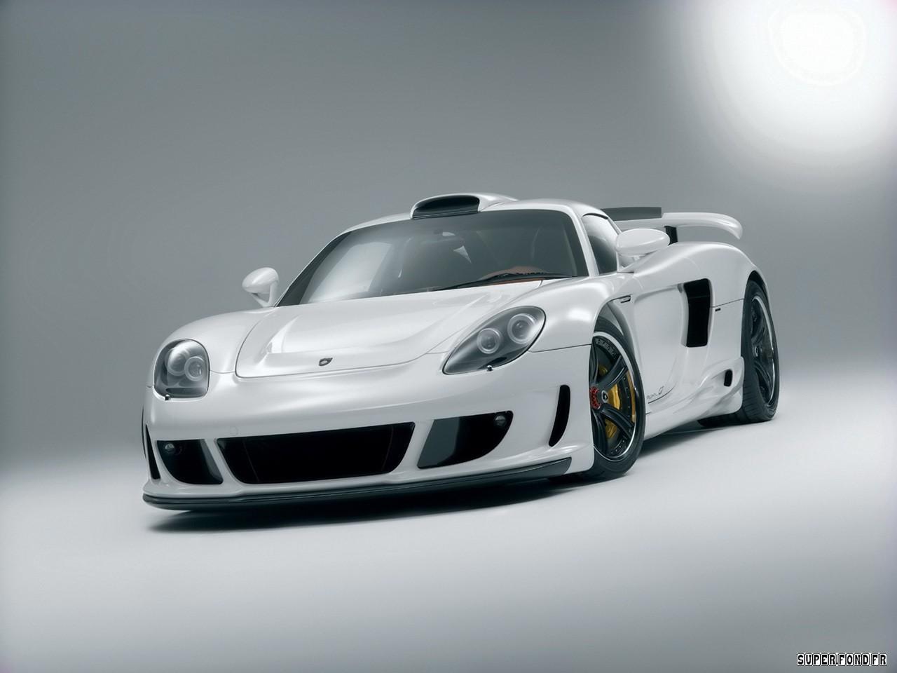 2007 Gemballa - Porsche Carrera Mirage GT