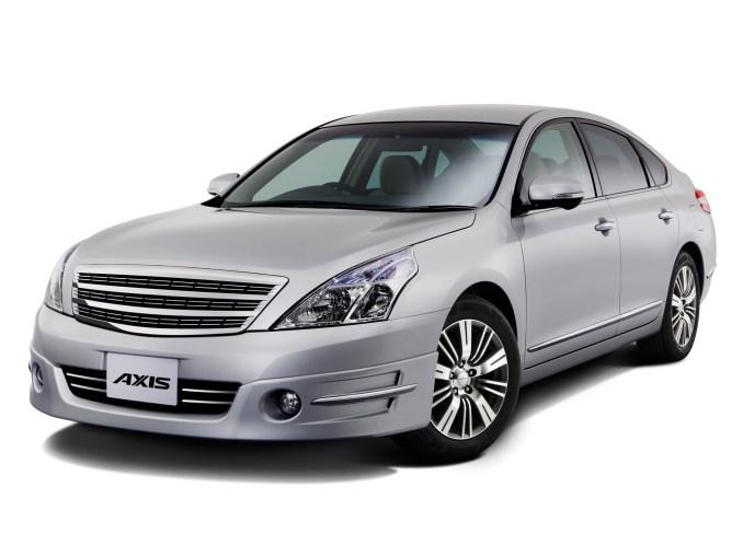 Nissan Teana Axis (2008) - Autech