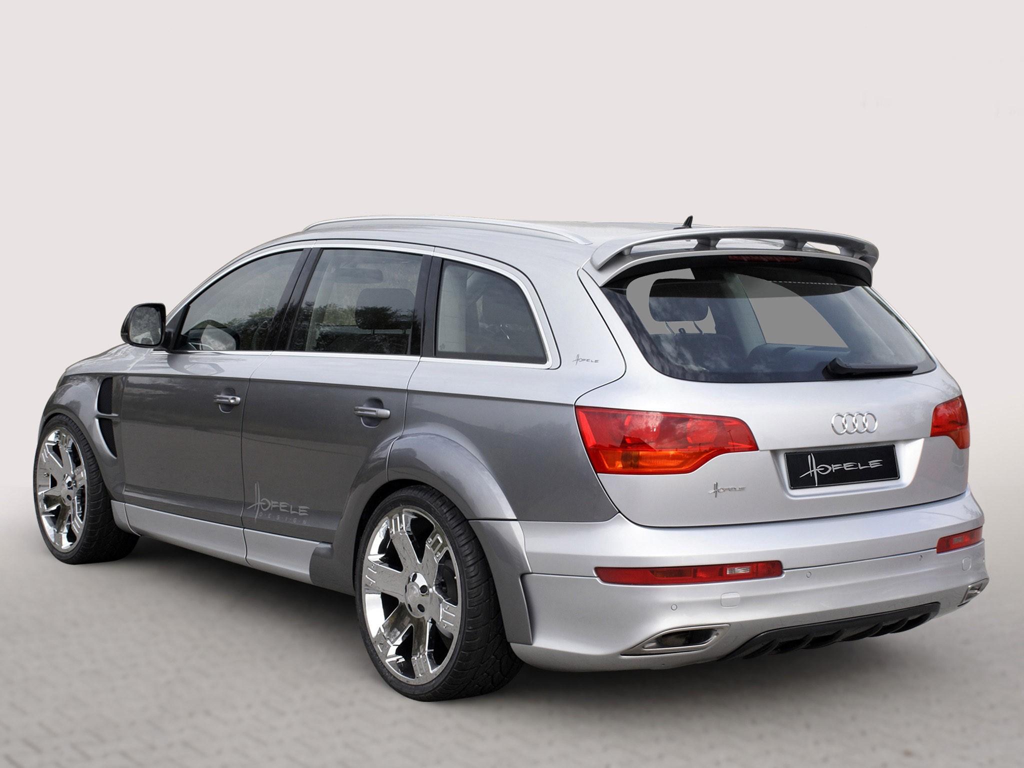 2008 Hofele Design - Audi Q7