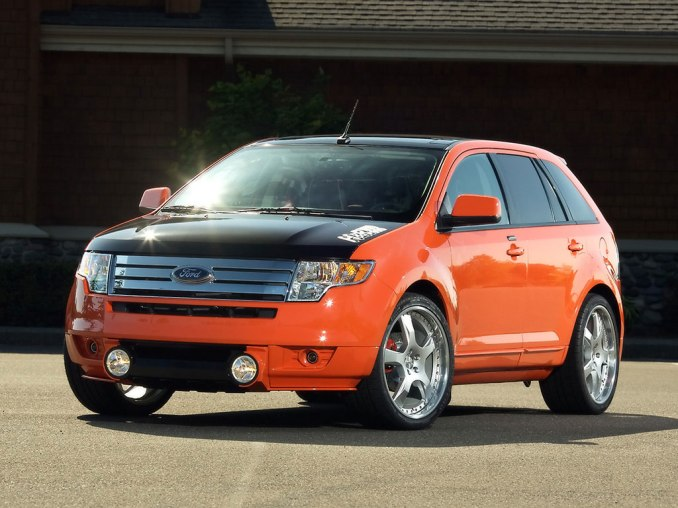 2009 H&R - Ford Edge