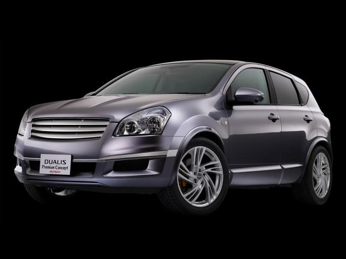Nissan Dualis Premium Concept J10 (2009) - Autech