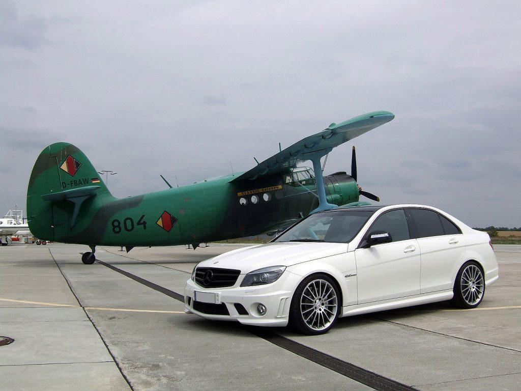2009 Avus-Performance - Mercedes C Klasse AMG-C63 W204
