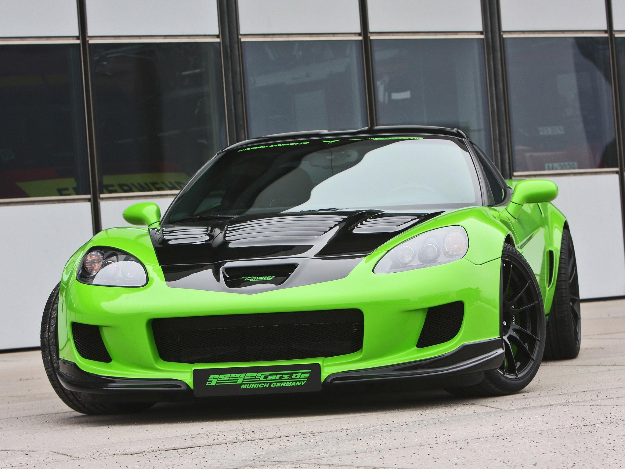 2009 Geigercars - Corvette Z06 C6