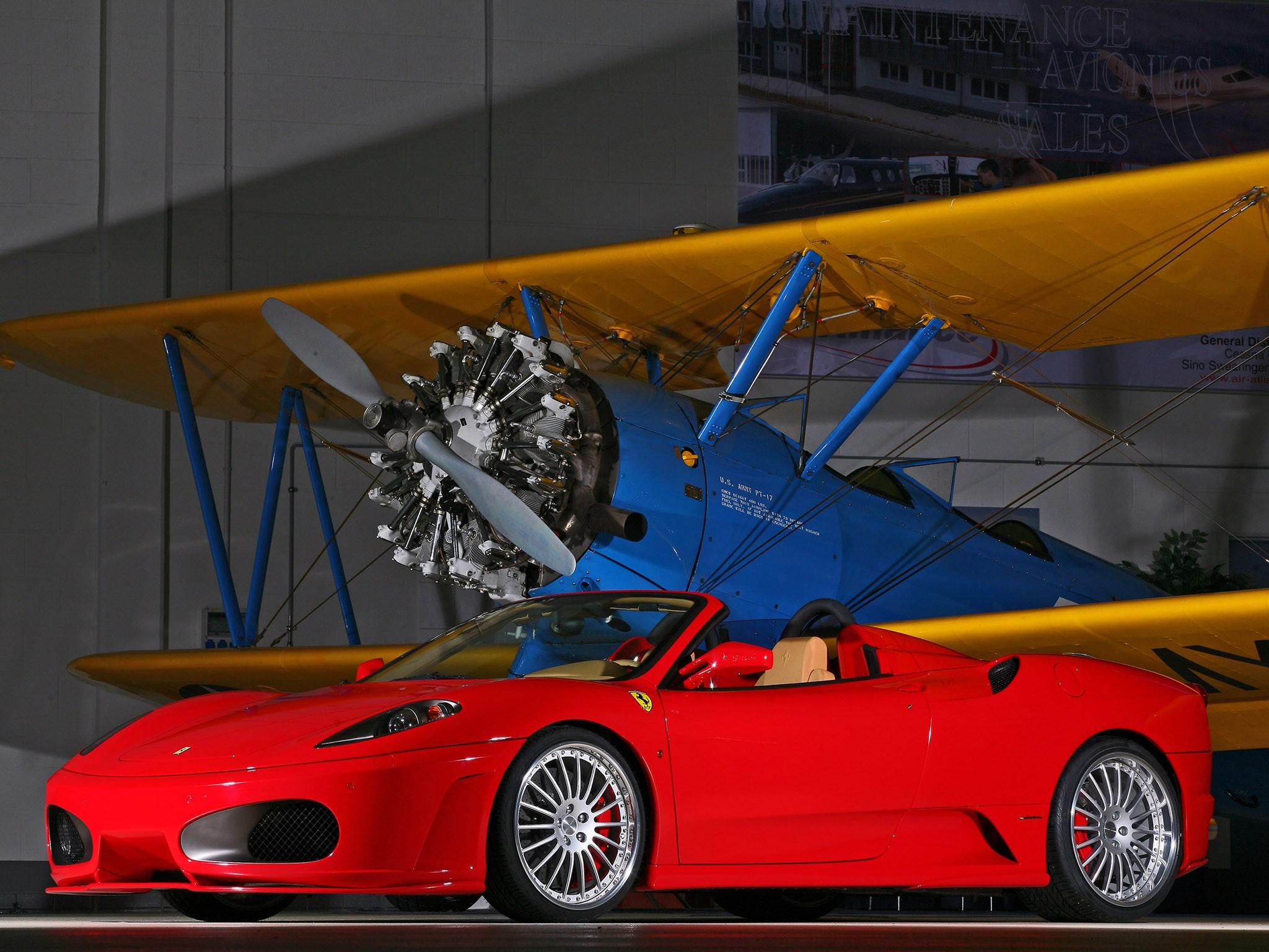 2009 Inden Design - Ferrari F430
