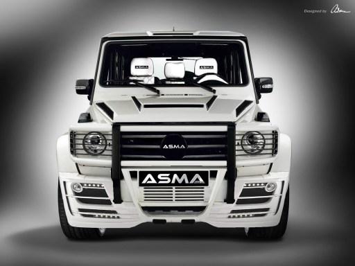 2010 Asma Design Mercedes-Benz G55 AMG
