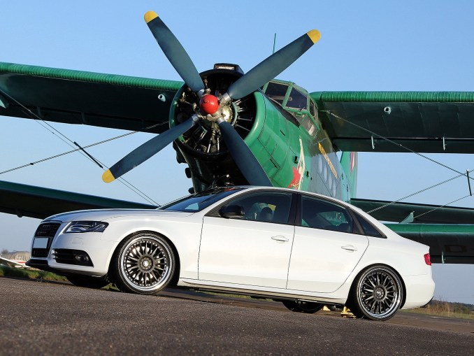 2010 Avus-Performance - Audi S4 B8 8K