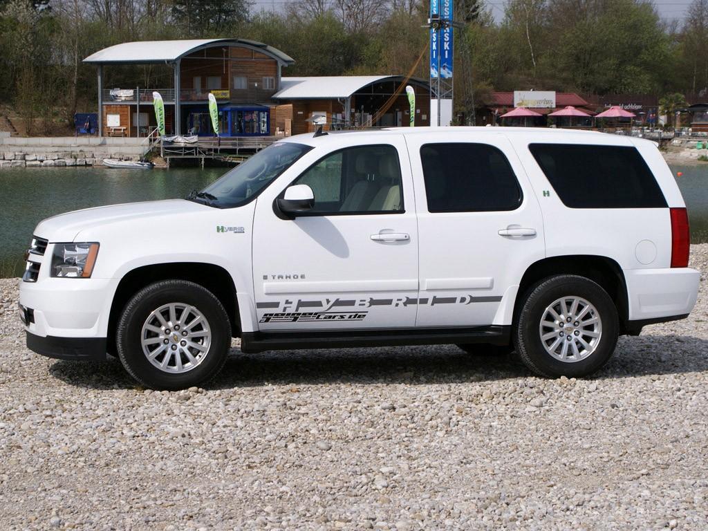 2010 Geigercars - Chevrolet Tahoe Hybrid