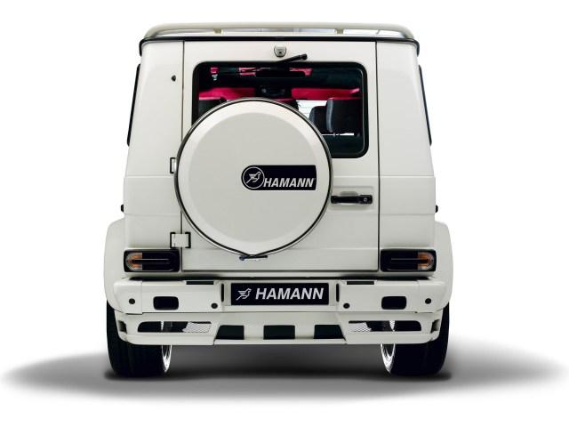 2010 Hamann - Mercedes G W463