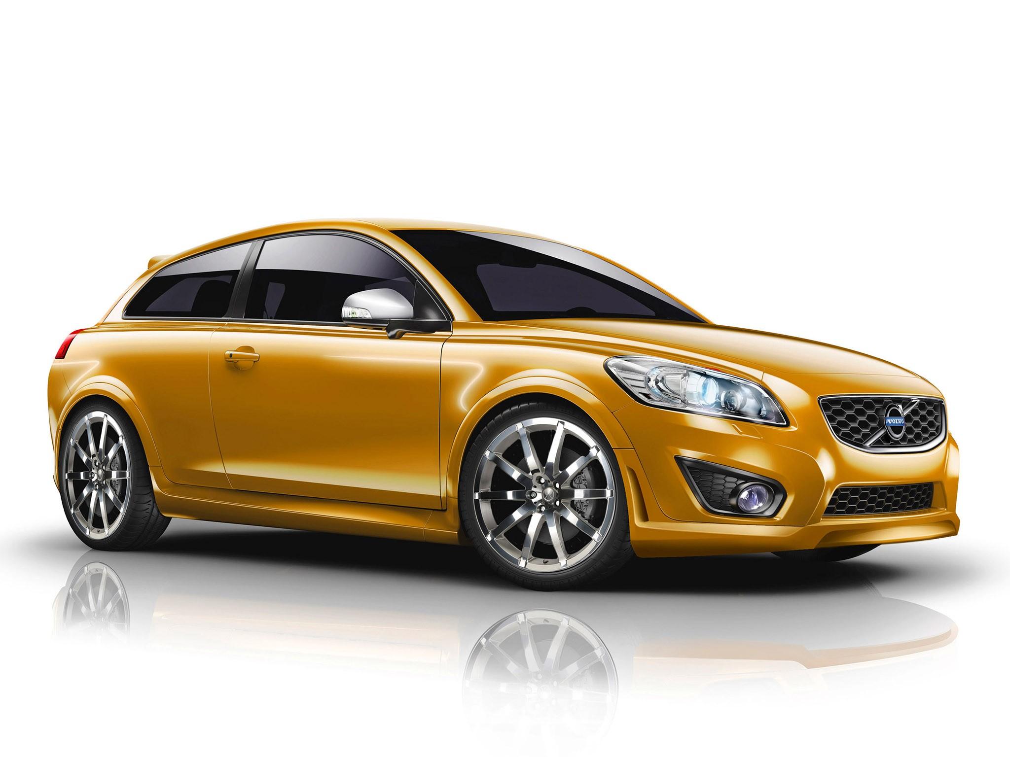 2010 Heico Sportiv - Volvo C30