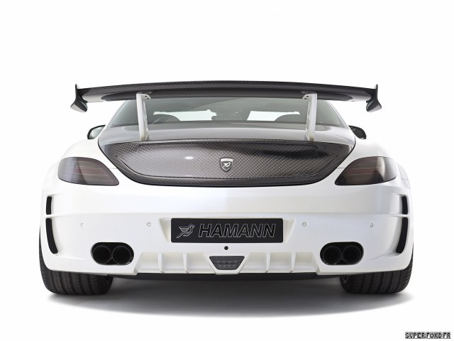 2011 Hamann - AMG Mercedes SLS Hawk White