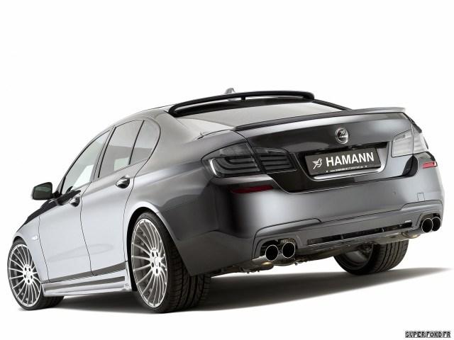2011 Hamann - Bmw 5 Series M Technik F10