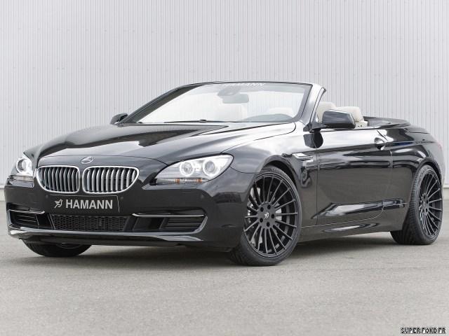 2011 Hamann - Bmw 6 Series Cabrio F12