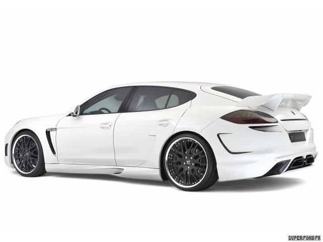 2011 Hamann - Porsche Panamera Widebody kit 970